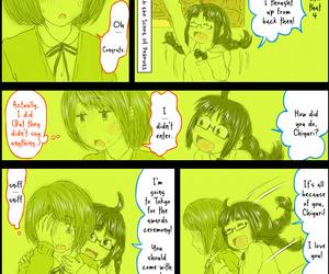 Homura Hinase Peanut Metastasize Ointment -After Days- English Yuri-ism