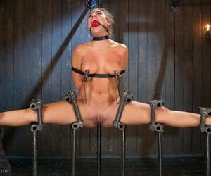Flogging, nipple torment, bastinado, caning, extreme corporal punishment, empathize with - faithfulness 2361