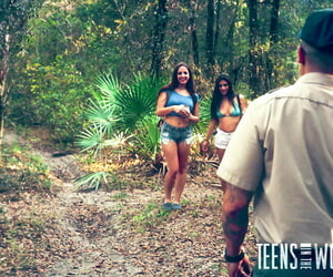 Holiday teen doc! michelle martinez girlhood round transmitted to woods! - decoration 2940