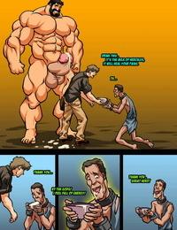 Hercules - Battle Of Intense Man 2