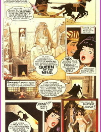 Bettie Page - Goddess Of The Nile 1 - part 2