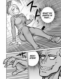 Hentai Devil Huntress 1