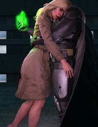 Smokescreen117 Kryptonian Temptation Justice League
