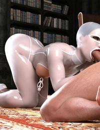 3DErotic Vision in White