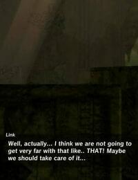 The Legend of Link Princess part III