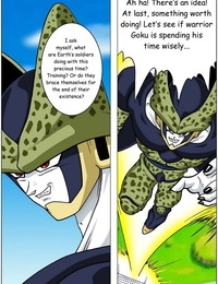 Cell Game - part 2