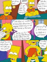 Simpsons Gender Bender