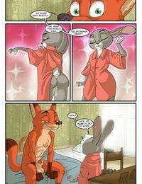 The Broken Mask 7 - Her Fox - part 2