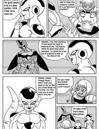 Friezas Bug Desire - part 2