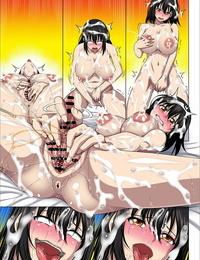 ONEONE1 Kizou Gimp the Blood V Strike the Blood Digital - part 3