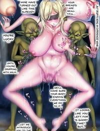 sad.co Sadokko Zenmetsu Soiree Rape 2 Goblin Slayer English Doujins.com - part 3
