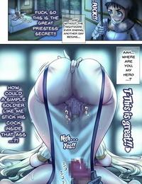 sad.co Sadokko Zenmetsu Soiree Rape 2 Goblin Slayer English Doujins.com