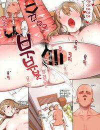 Pettan Doujou PettanP Saimin Ochi Kyonyuu Shimai wa Semen ga Daisuki - 최면타락거유자매는 정액이 너무 좋아♡ Korean Digital
