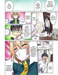 Yamada Gogogo M Onna Joushi to no Hook-up o Sekai ni Haishin Chuu? Itchau Tokoro ga Haishin Sarechau~! Ch. 1-4 English Doujins.com - part 2
