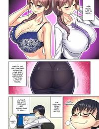 Yamada Gogogo M Onna Joushi to no Hookup o Sekai ni Haishin Chuu? Itchau Tokoro ga Haishin Sarechau~! Ch. 1-4 English Doujins.com - part 5
