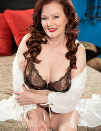 Insane mature lady katherine merlot doing her toy talented - part 1552