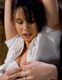 Hogtied Sasha Yung