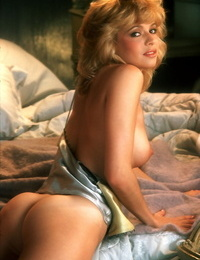 Some of the greatest Playboy girls of 1983 displaying their hooters and asses