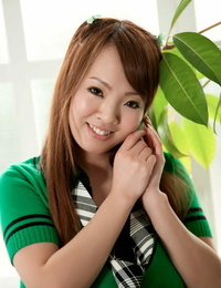 Handsome lil\' Hitomi has the largest tits ever seen on an Asian teen
