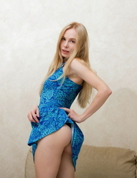 If you had the velvety blonde hair and the slim stellar assets that maria rubio is ro - part 723