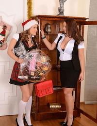 Merry kinkmas: ending school santa - part 27