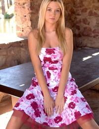 Heavenly handsome blonde alison angel bare - part 765