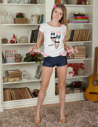 Engulfs cutie has the hottest set of fat hooters and has a lot of fun with making - part 371