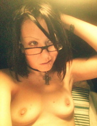 Self shot squeal are posing for cell phone camera cooch - part 50