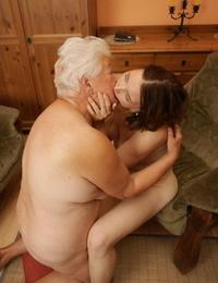 Naughty hot honey doing her mature lesbo girlfriend - part 48