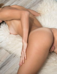 Scrumptious lil\' yani a is anxious to demonstrate her trimmed slit after taking her - part 487