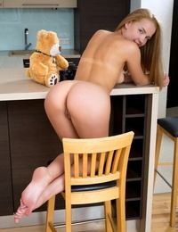 Faina unclothe its dress in turn me on - part 4