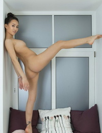A disrobing ballerina - part 126
