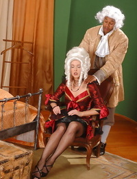 Renaissance in her rectum! - part 168