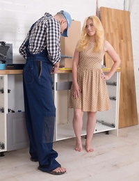 Russian teen gets drilled - part 726