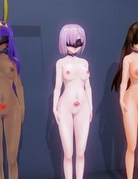汁 サーヴァント加工施設 Fate/Grand Order - part 4