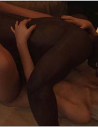 Sexy3DComics - Blackmaled: Kirstys Story 2 - part 3