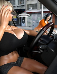 Leticia Fondling Mind Over Matter & Drive Home - part 2