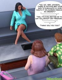 Full comics The XXX adventures of danny McCroy episode 4 - Lednah - part 2