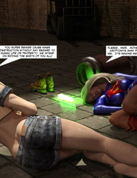 Jpeger Blunder Woman: The Vanishing - Gig 1-3 - part 6