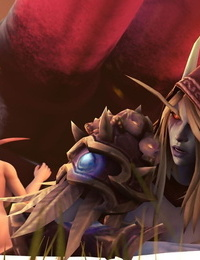 Ceraph Keilah The Vengeance World of Warcraft - part 2