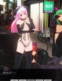 Twitter Kouno-san Maid Ranger ~Night~