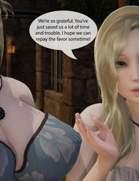 Manjimus Futalife - Chapter 3: Does a Figure Good English - part 3