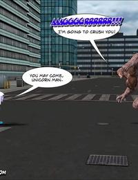Mega Parodies Comics Collection Spider Gwen 1 - part 3