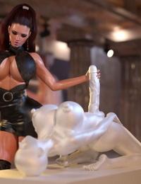 TheDude3DX Fervor Unleashed: Kayla Encounters Marcella - part 3