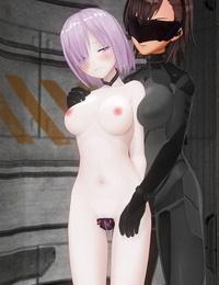 汁 洗脳奴隷派遣機関カルデア Fate/Grand Order