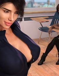 crazysky3d Monica: A Teacher With Fervor