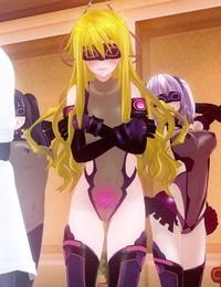 Twitter Kouno-san New Maid Ranger - part 3