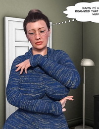 Insatiable Dad 3D The Grandma 6 English - part 4
