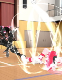 Zokubutsu Henshin Heroine Sono 11