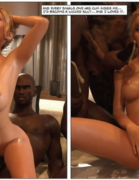 Sexy3DComics - Blackmaled: Kirstys Story 3